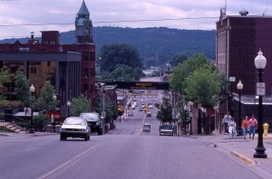 Marquette, Michigan the host city of Marathon #9